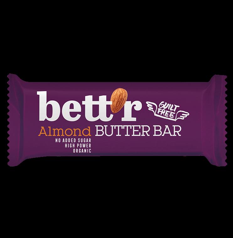 Almond Butter Bar