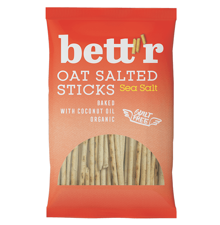 Oat Salted Sticks Sea Salt