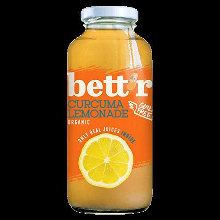 Curcuma Lemonade