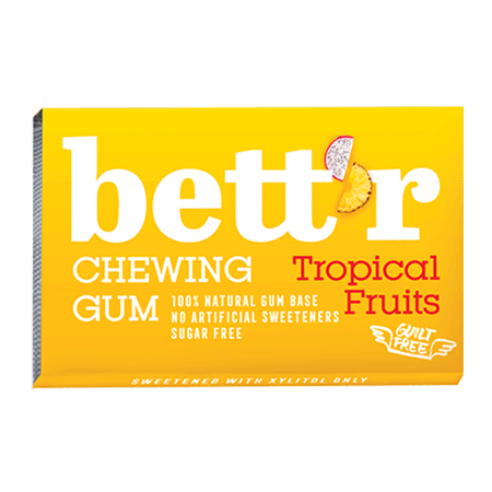 Chewing Gum Tropic Fruits
