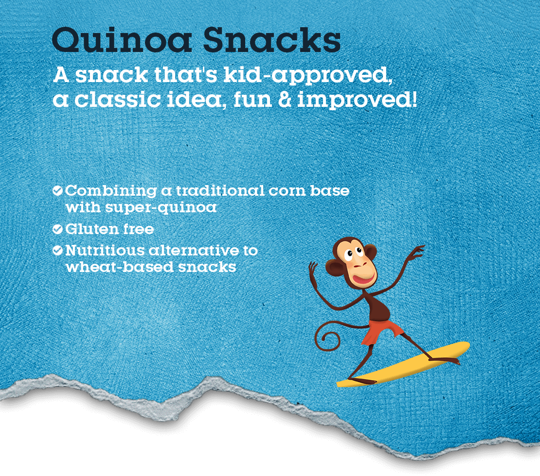 Quinoa Snacks
