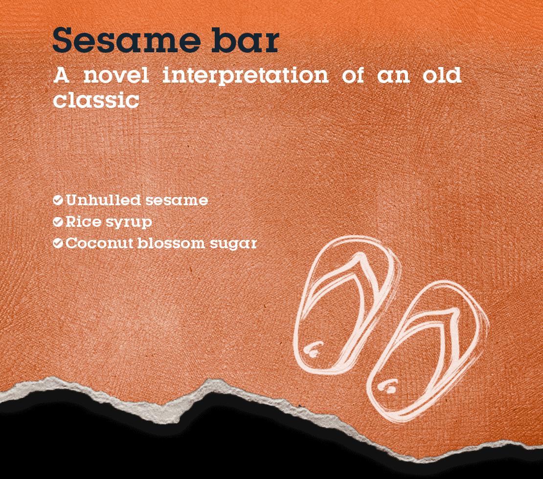Sesame Bar